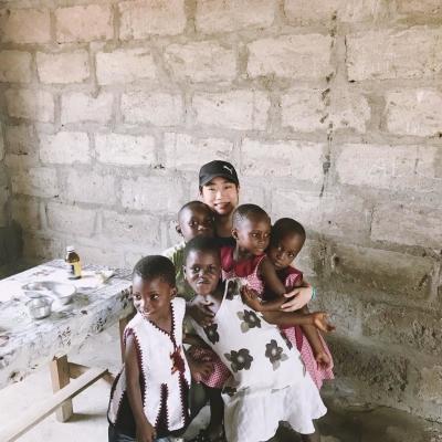 ガーナで公衆衛生 岩本祥子